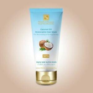 H&B Dead Sea Minerals Coconut Oil Restorative Hair Mask 200ml 6.76 oz