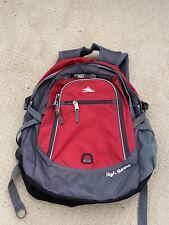 High Sierra Swerve Laptop Backpack - Red