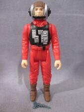 """STAR WARS Vintage """"B-WING PILOT"""" 100% Complete C9 Kenner ROTJ Figure 1983"""