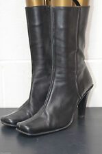 Zip Slim Patternless NEXT Boots for Women