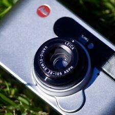 [Exce+++] Leica C1 35mm Film Camera Vario Elmar 38 - 105mm Zoom Tested* Works*