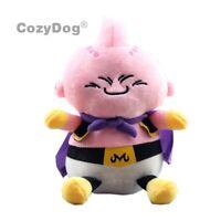 Anime Dragon Ball Majin Buu Plush Doll Cute Kids Toy Soft Stuffed 20cm Xmas Gift