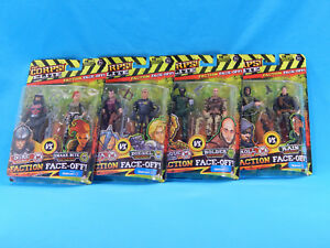 The Corps! Elite Faction Face-Off! Set of 4 Walmart Exclusive 2-Packs New Sealed