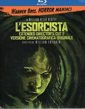 L'Esorcista. Director's extended cut Horror maniacs (2000) Blu Ray