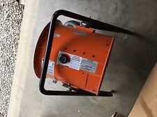 DAYTON 1RKT4A PORTABLE ELECTRIC HEATER 480V 3PH, 15kW, 51,180BTuH