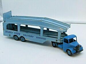 DINKY TOYS NO. 582 PULLMORE CAR TRANSPORTER