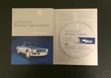 Werkstatthandbuch DVD Mercedes R107 W107 280 300 350 380 420 450 500 560 SL SLC