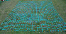 11x 9ft BIG Strong cargo rope scramble net 4tree house fort cabin climbing frame