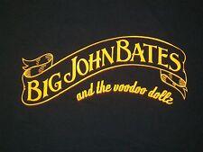 rare BIG JOHN BATES VODOO DOLLZ JAGERMEISTER t shirt Small ANNIHILATOR post punk