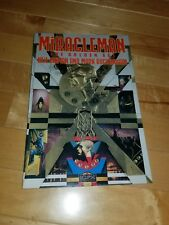 MIRACLEMAN THE GOLDEN AGE NEIL GAIMAN SIGNED PAPERBACK 1ST PRINT