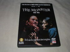 The Monster (2005) DVD Chinese Horror Shu Qi English Subtitles Home Sweet Home