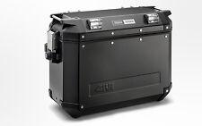 Givi Trekker Outback 37 Liter Black Side Case (RIGHT)