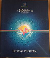 EUROVISION OFFICIAL PROGRAM, BOOK, GUIDE EUROVISION 2006 ATHENS