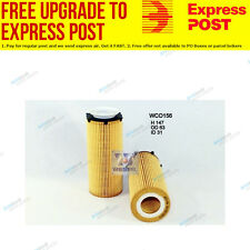 Wesfil Oil Filter WCO156 fits BMW 5 Series 530 d (F07)