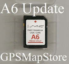 2013 to 2015 Ford F150 F250 F350 F450 Flex Navigation SD card U.S Canada Map OEM