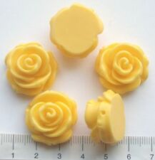 Resin Any Purpose Flower Jewellery Making Beads