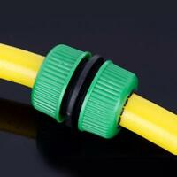 "2Pcs 1/2"" Garden Hose Extend Pipe Mender Repair Connector Adapter Tool.New Type"