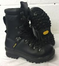 ECW BLACK LEATHER EXTREME COLD WET WEATHER BOOTS - 3 L , British army , Cadets