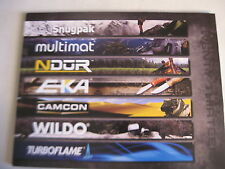 ProForce Equipment 2013 Booklet Catalog NEW / Water Filtration, Campware, Knives