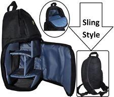Pro Sling Type Shoulder Bag For Panasonic Lumix DC-GH5 DMC-G85 DMC-GX85 DC-GX850