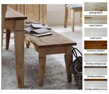 Sitzbänke & Hocker in aktuellem Design aus Kiefer fürs Esszimmer