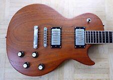 RAVEN WEST Les Paul E-Gitarre - customized - Hammerteil