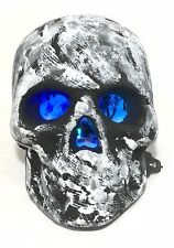 Halloween Skull LED Battery Operated  Light Up Door Party Decoration Frightful