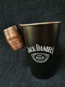 Jack Daniels & Jameson Xmas Gift set new