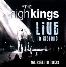 THE HIGH KINGS - LIVE IN IRELAND NEW CD