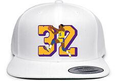 Los Angeles Lakers Magic Johnson 32 Snapback Hat