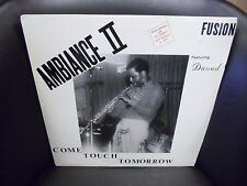 Ambiance II Fusion Come Touch Tomorrow LP [Daoud] SEALED Spiritual Jazz Funk