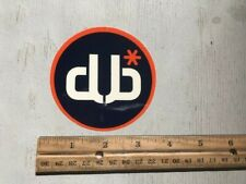 Dub Brand Clothing 90's Baggy Vintage Snowboarding Sticker