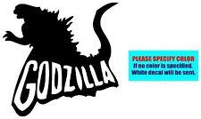 "GODZILLA #45 Vinyl decal sticker Car Truck Window Laptop Die Cut Wall Boat 9"""