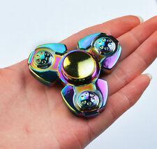 Gyro Finger Spinner Fidget Toys Alloy Fidget Hand Spinners For Kids Adult Autism