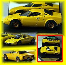 Lancia Stratos HF Roadcar 1970-82 GIALLO 1:43