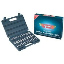 Vim Tools TMS34PF Torx Master Socket Set, 34 Piece