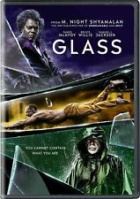 Glass James McAvoy and Bruce Willis Dvd discs � :  1 Free Shipping