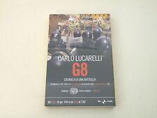 CARLO LUCARELLI - G8 - DVD + LIBRO DIGIPACK ZONA 2 PAL - NUOVO/NEW