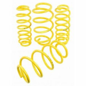For Vauxhall Corsa D Lowering Springs 40mm 2006-2016 Excluding VXR