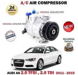 FOR AUDI A6 2.0 TFSI 2.0 TDI 2011-2015 ORIGINAL AC AIR CONDITION COMPRESSOR
