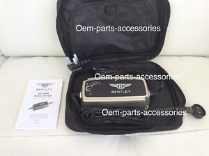 Bentley Battery Charger Conditioner Magnetic cars 2012+ From Demo case