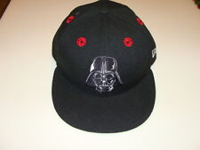 Hero Stargazer New Era Cap Hat Fitted 7 3/8 Darth Vader 59Fifty Logo All Over
