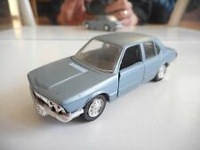 Schuco BMW 520 / 525 in Blue on 1:43