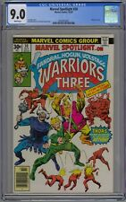 Marvel Spotlight #30 CGC 9.0 VF/NM Wp Marvel 1976 Warriors Three Thor's Buddies