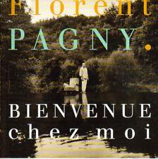 CD Audio.../...FLORENT PAGNY.../...BIENVENUE CHEZ MOI......