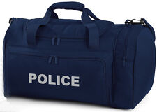 2 x POLICE Navy Holdall/Work Bag Ideal for Police PCSO