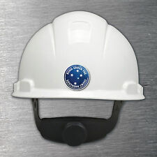 Southern Cross Hard hat sticker quality 7 year water & fade proof vinyl