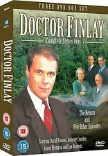 Doctor FINLAY - Complete Series One - MEDICAL PRACTICE - 3 x DVDs