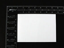 A-6 24lb White Wove Square Flap Premium Announcement Envelopes - 1000 Per Ctn