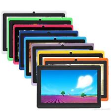 "Gift 7"" Tablet Touchscreen Google Certified Quad-Core Android PC Tablet"